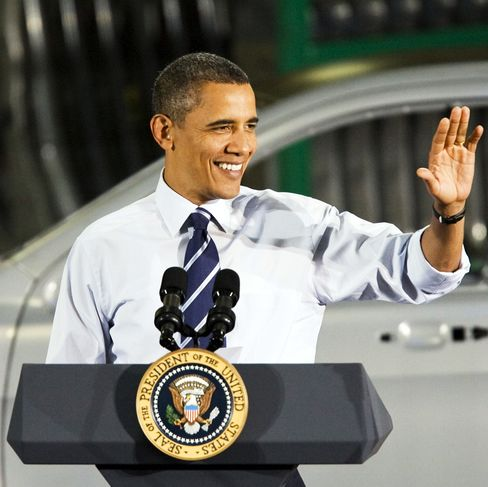 Obama to announce loan guarantee for Ford exports
