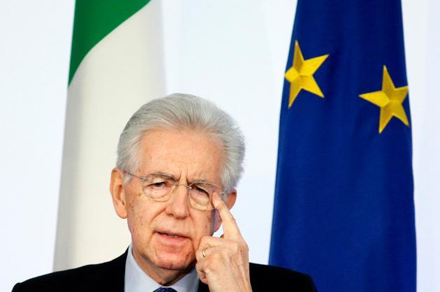 Exit Monti