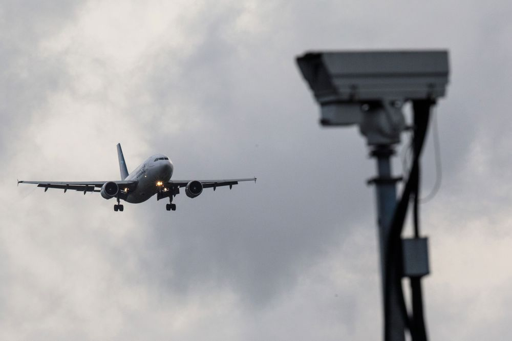 Software Update Aims to Keep Drones Away From Airports