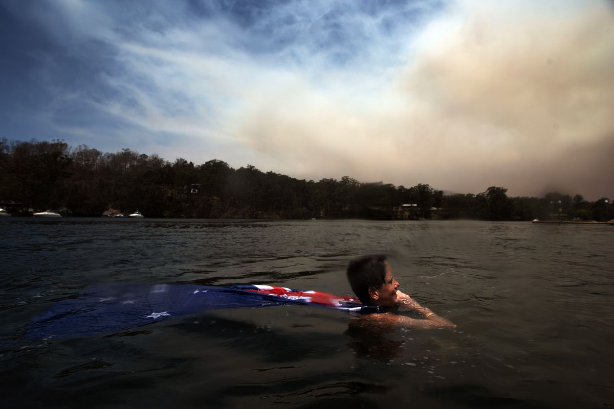 Australia's Capital City Faces Its Worst Wildfire Threat in 17 Years