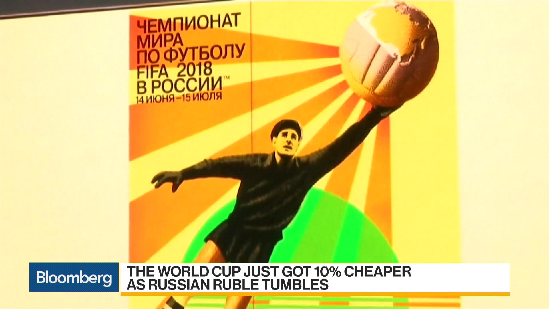 Why is the ruble cheaper? 97