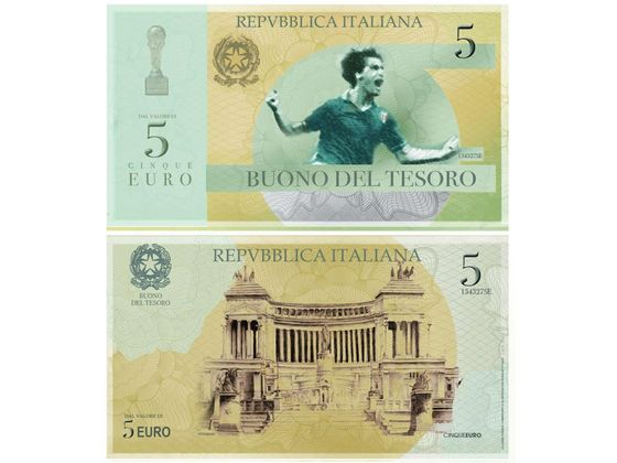 Mini-Bills Spring From Italy's Creative-Currency Tradition