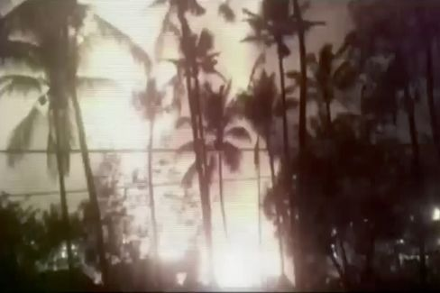 India Temple Fire
