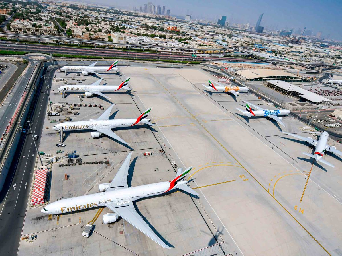bloomberg.com - Layan Odeh - UAE's Emirates and Etihad Airways to Trial Covid-19 Travel Pass