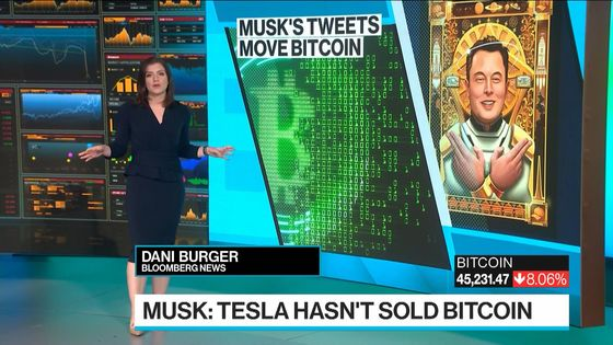 Musk Fuels Bitcoin Volatility by Saying Tesla Hasn't Sold Stake