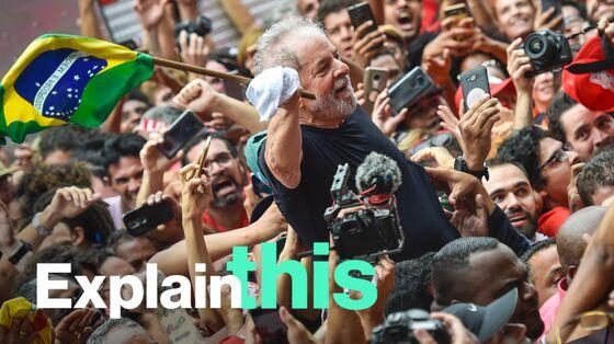 Lula's Comeback Roils Brazilian Politics and Chills Investors