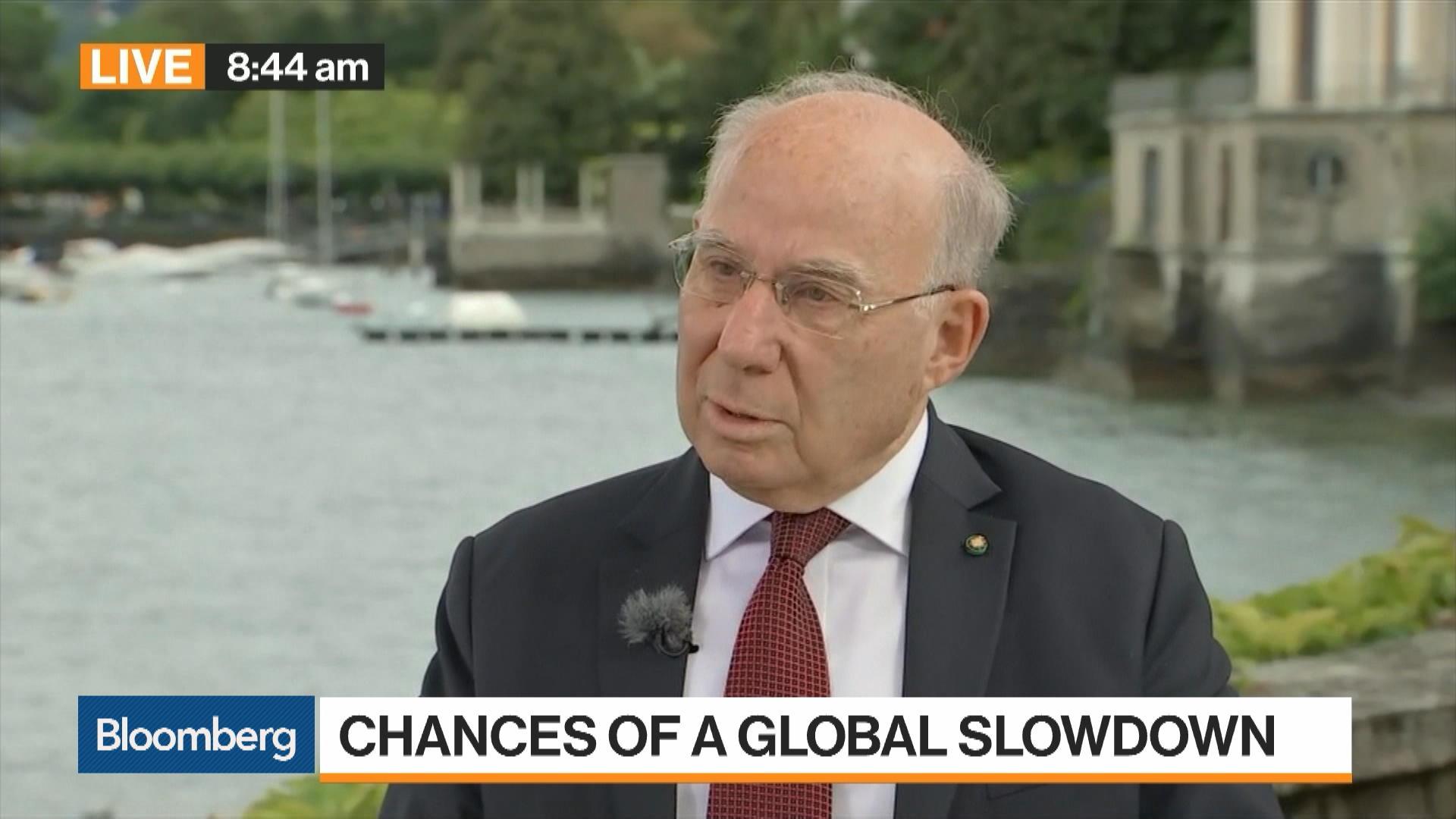 JPMorgan's Frenkel Says Monetary Policy Has Been Overburdened