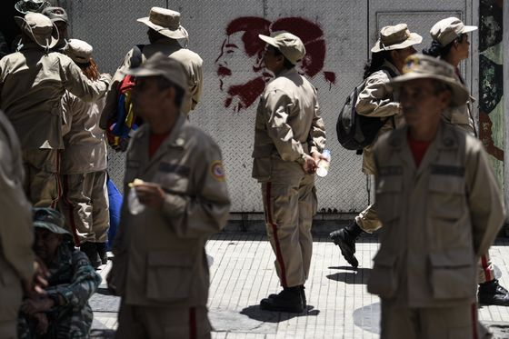 As His Soldiers Fled Wildly, Maduro's Vulnerability Was Exposed