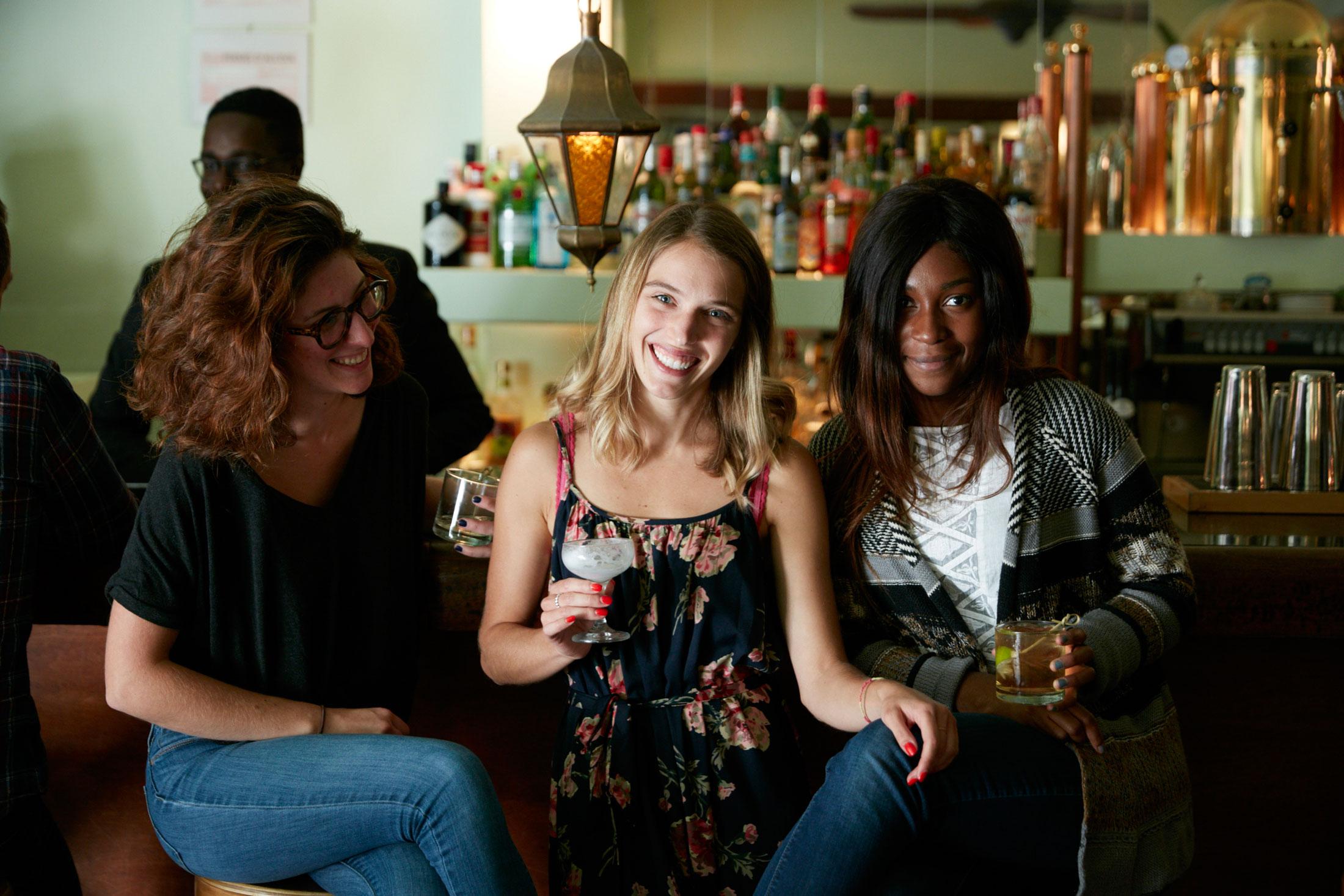 Melissa, Lola, & Laetitia