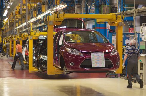 Ford's European Legacy Losing to Hyundai's Newcomer Edge