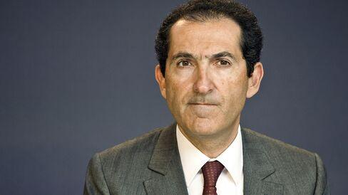 Altice Chairman Patrick Drahi