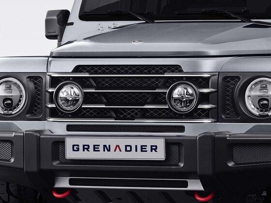 Billionaire Ratcliffe Unveils Land Rover Defender Rival in Midst of Slump