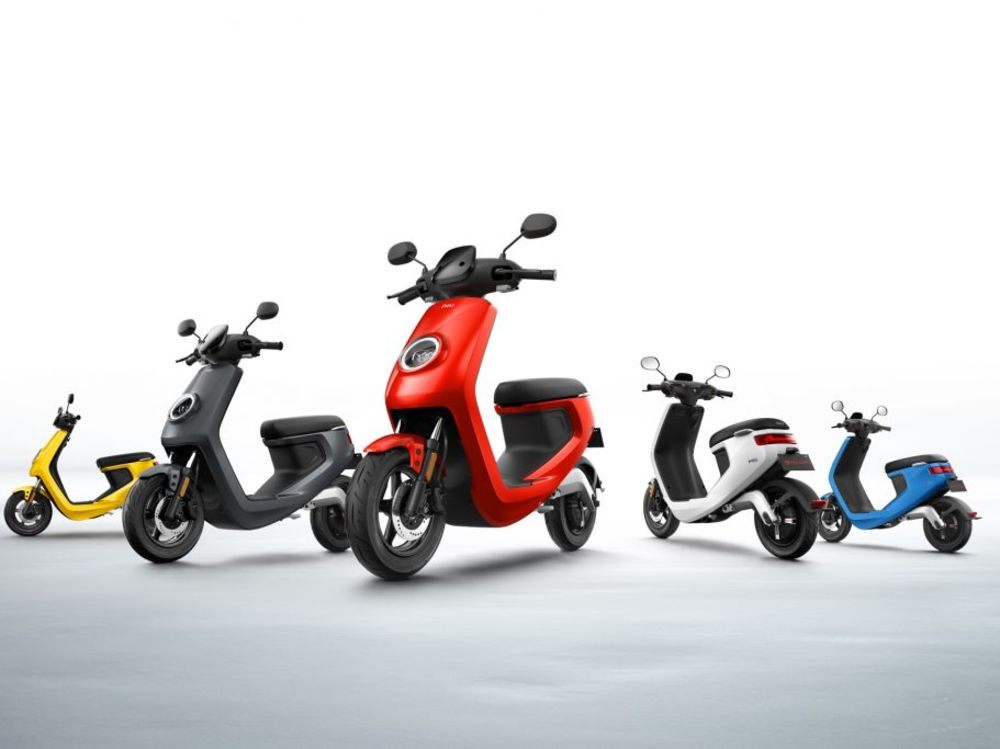 Chinese Electric Scooter Startup Takes Aim at European Market