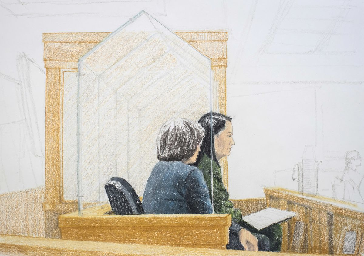 Huawei Judge Debates Apt Bail for Chinese Billionaire's