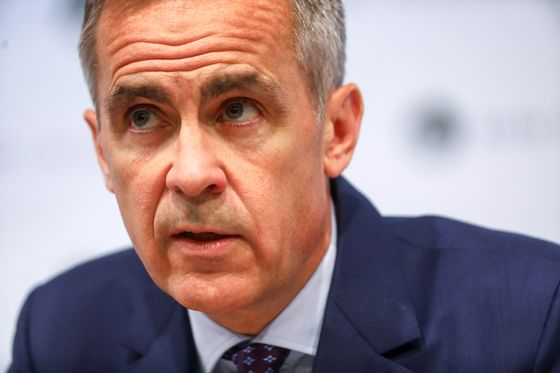 Carney Has Jumped the Gun, U.K. Business Says