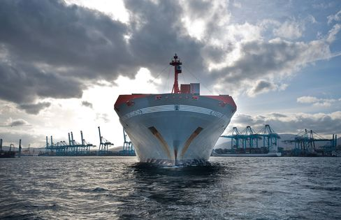 Maersk Says More Ships May Cut Speed, Engine-Damage Study