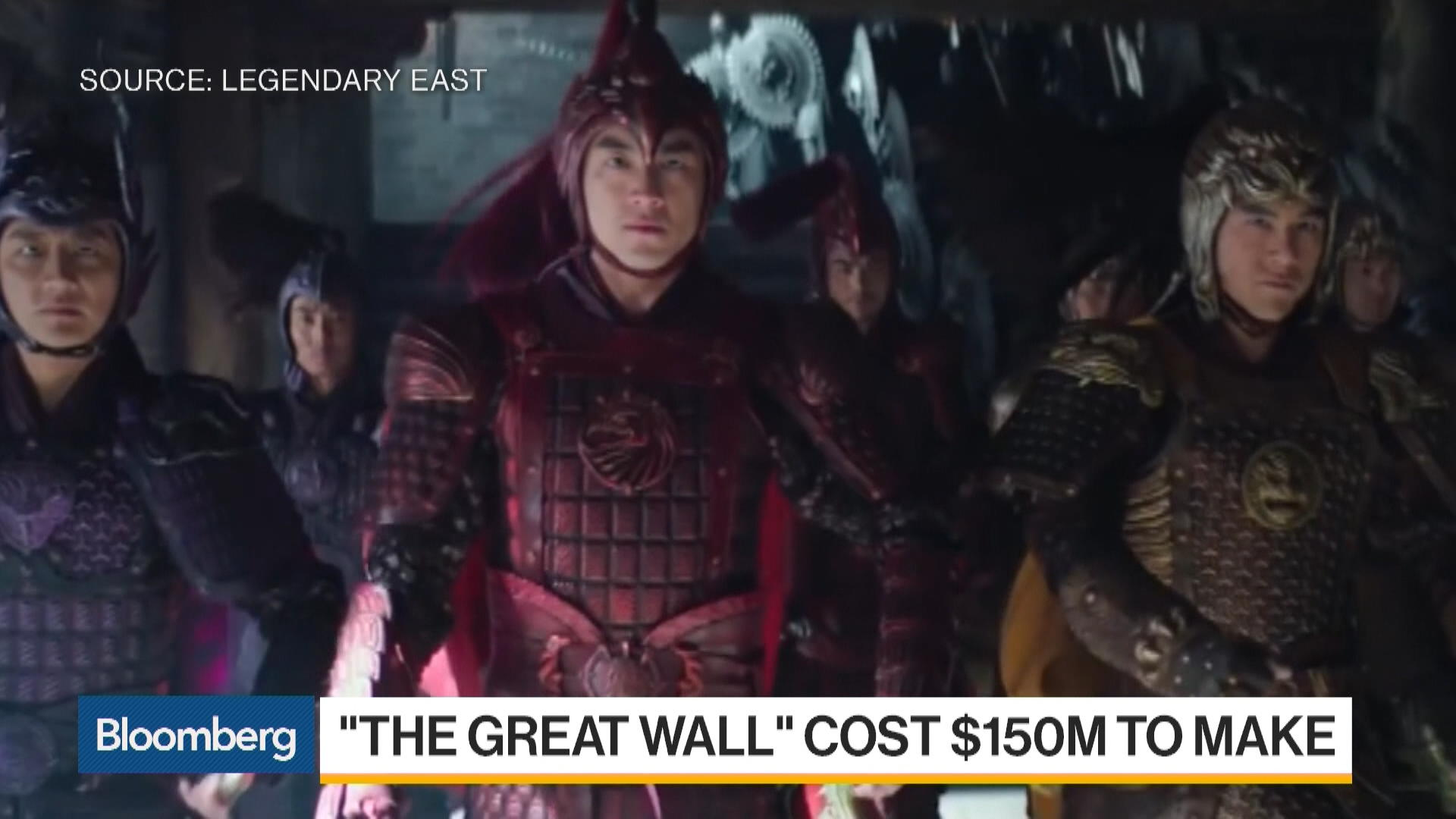 Hollywood Has 1 4 Billion Reasons To Play Nice With China Bloomberg