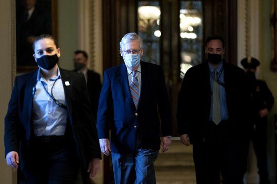 Senate Nears Saturday Passage After All-Nighter: Stimulus Update