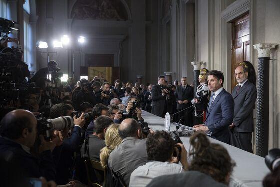 Italy's Establishment Vetoes the Populists