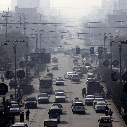 China Passes U.S. as World's Biggest Energy Consumer