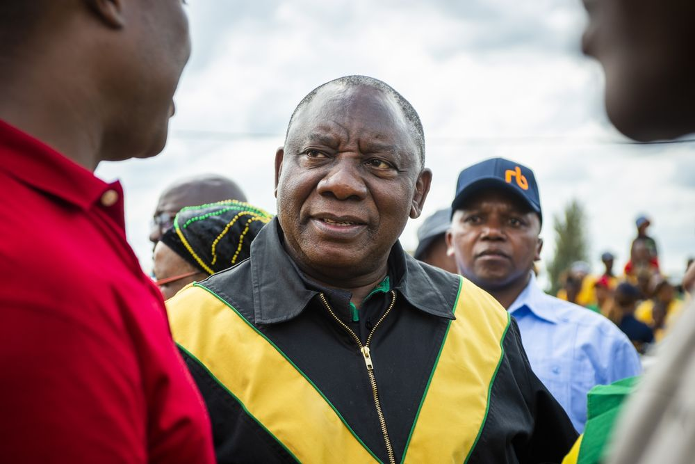 South Africa Cabinet Announcement Delayed Until Later in Week