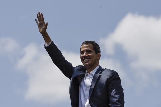Venezuela's Guaido Seeks Talks With China, Morning Post Reports
