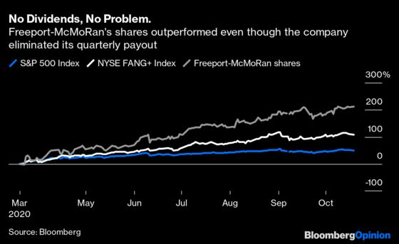 Those Vanishing Stock Dividends Should StayThat Way