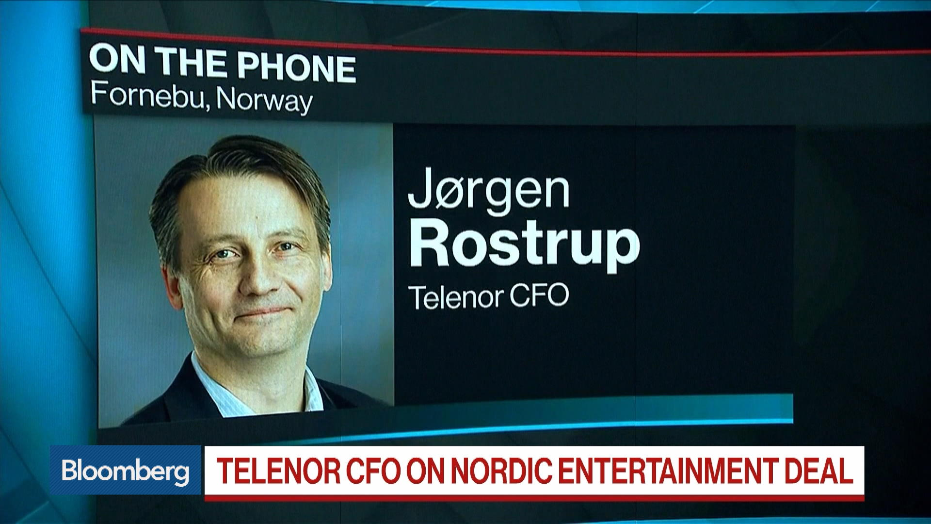 Telenor, Sweden's NENT Combine Satellite TV Operations