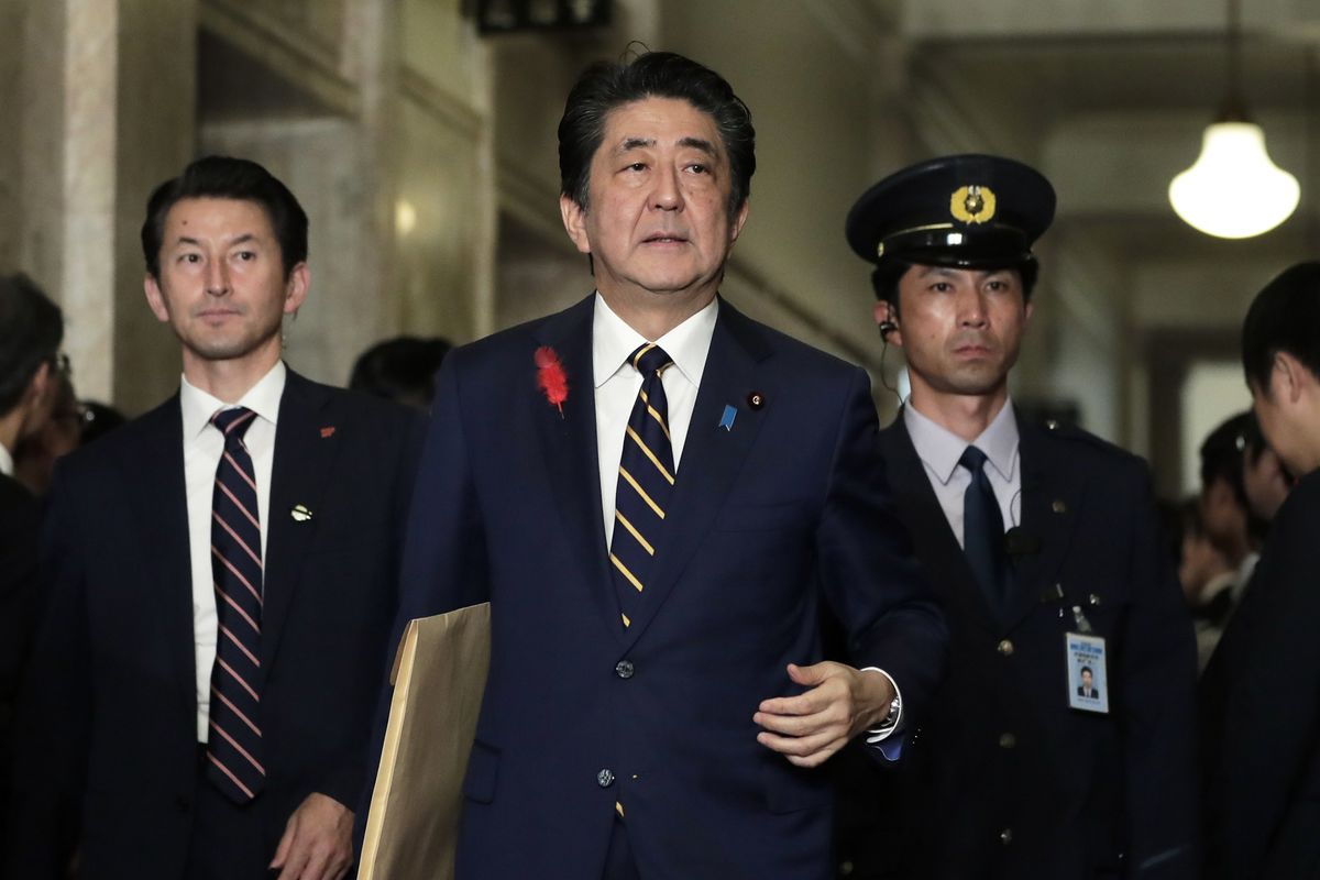 Japan Considering Sending Its Naval Assets to Middle East
