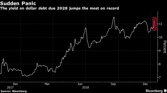 Lebanese Minister Says `Definitely' No Plans to Restructure Debt
