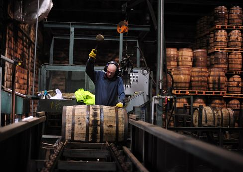 Jameson Whiskey Production