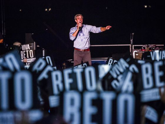 Beto O'Rourke's Ted Cruz Challenge Has Texas Business Cheering