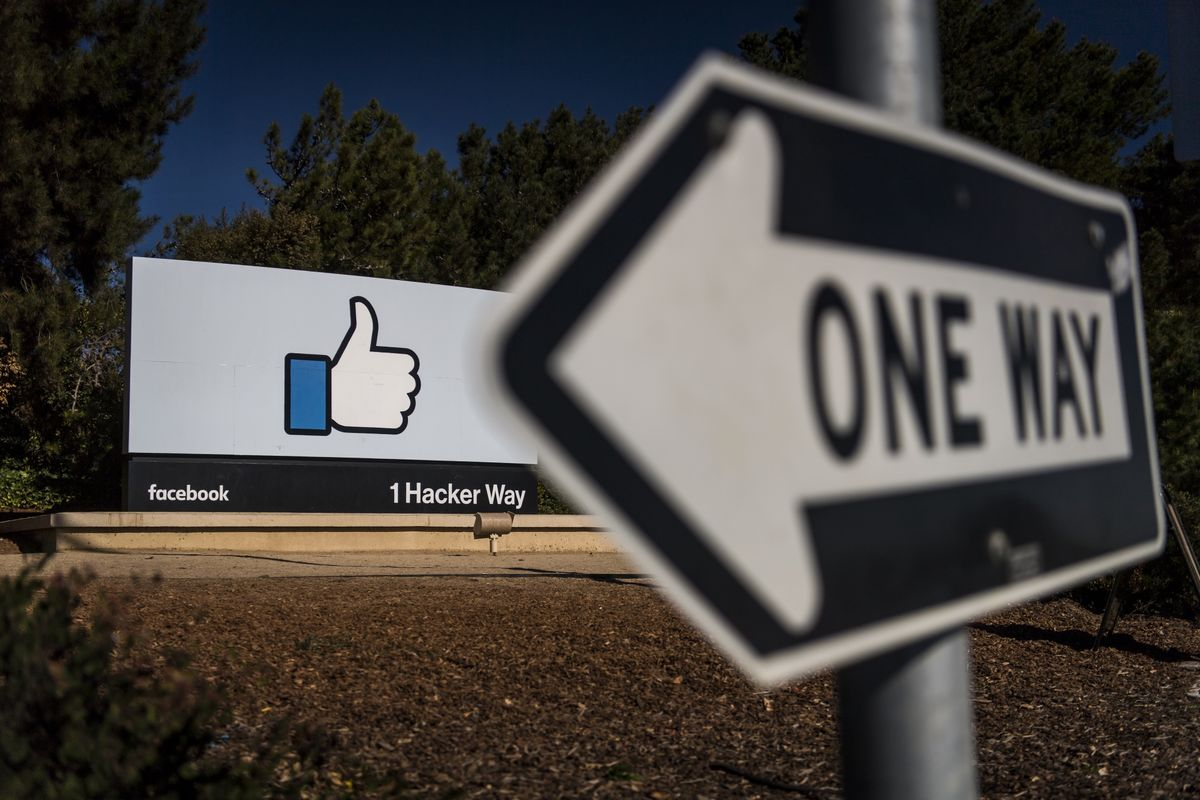 Facebook's Secret Weapon for Fighting Election Interference: The Government