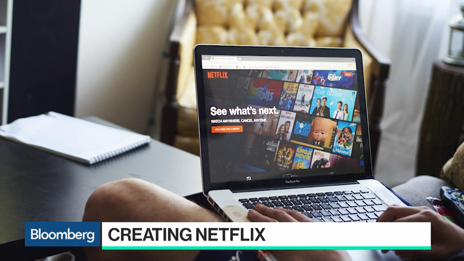 Netflix Co-Founder Marc Randolph Weighs In on Streaming Wars