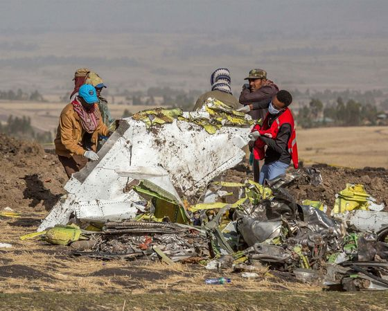 Two 737 Max Crashes in Five Months Put Boeing's Reputation on the Line