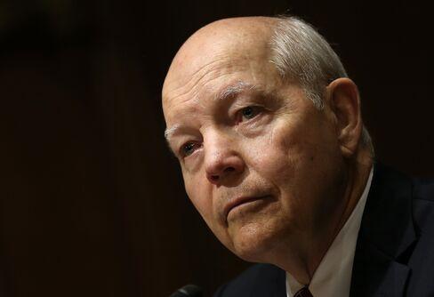 IRS Commissioner John Koskinen Testifies To Senate Hearing On IRS Data Theft