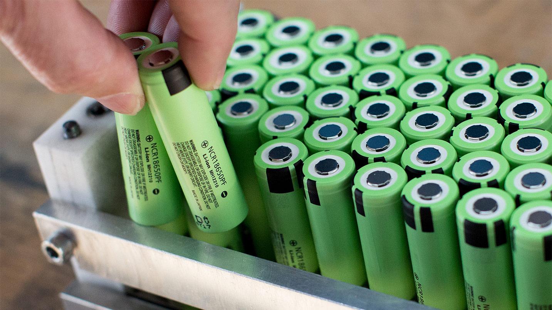 Better Batteries - Bloomberg