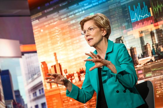 Warren Faults 'Capitalism Without Rules' in Pushing Wealth Tax