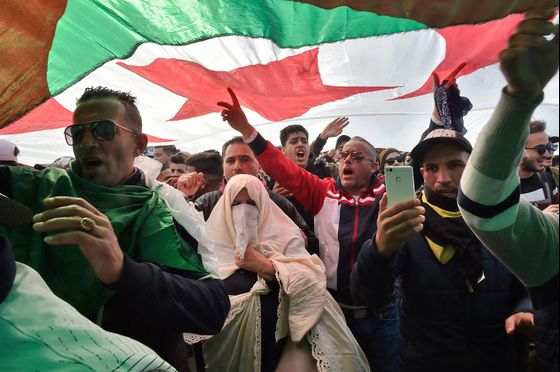 Pressure Grows on Bouteflika as Prominent Algerians Join Protest