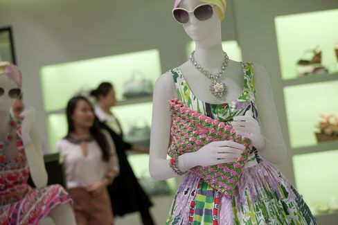Prada Shares Outshine Facebook, China Bling