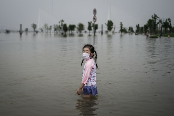 China Braces for More Severe Flooding as Heavy Rains Move North