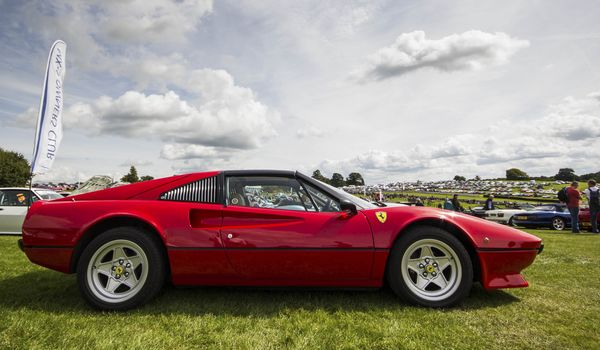 Magnum P.I.-Era Ferrraris Are Red-Hot on the Clic Car Market ...
