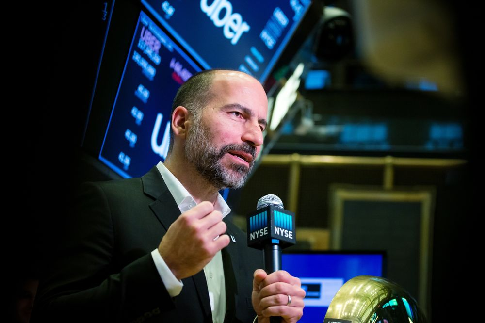 Uber CEO Dara Khosrowshahi Email to Staff Warns of Months of