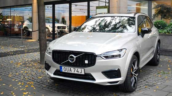 'Really Annoying' Chip Shortage Constrains Volvo Before IPO