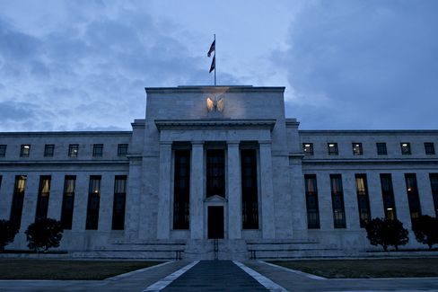 Fed Debate Moves From Tapering to Extending QE as Inflation Ebbs