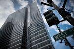 The Goldman Sachs Group Inc. headquarters building in New York, U.S.