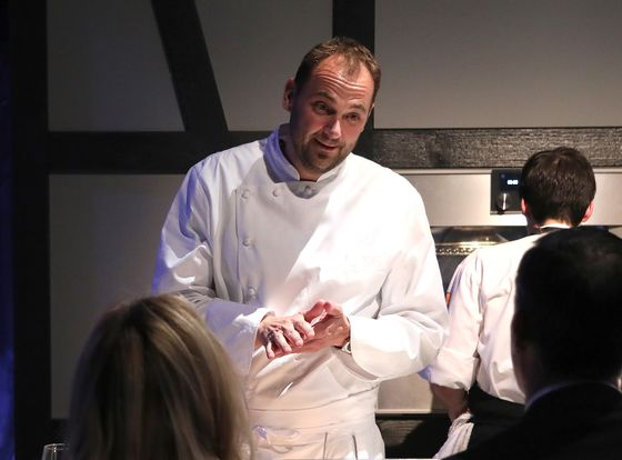 Chef Daniel Humm of NoMad Fame Says Sydell Stiffed Him of $2 Million