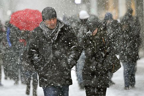 The Meterologist in Winter: Weather???and Hatred???on the Ones