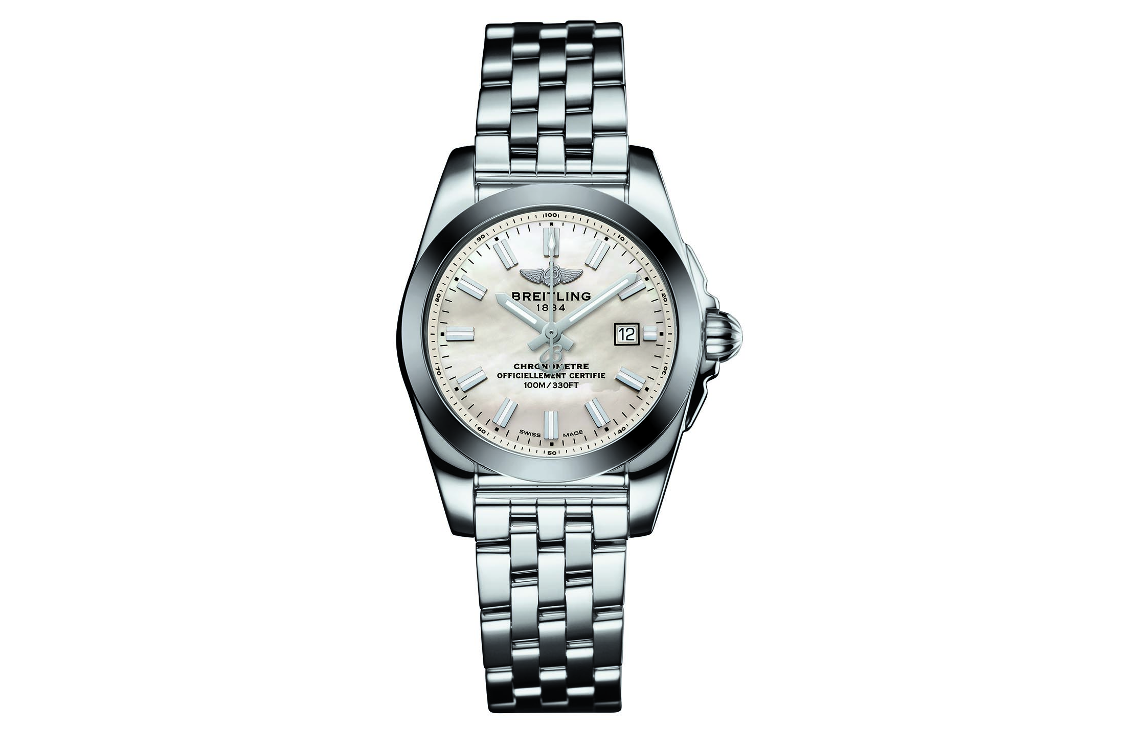 Breitling Galactic 29 ($5,210)