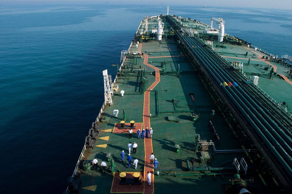 Persian Gulf Now Most Risky for Oil Tankers Since Last Iraq